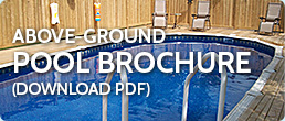 Above-Ground Pool Brochure